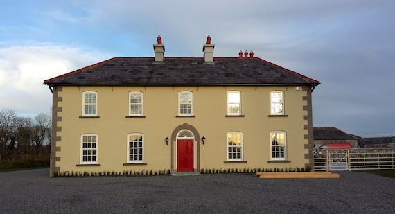 restoration of house in kilkenny