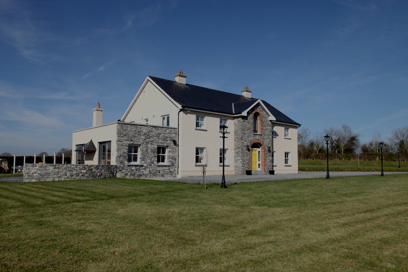 new-build house in kilkenny